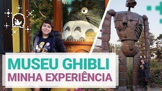 MUSEU DO STUDIO GHIBLI: MINHA EXPERIÊNCIA | Mikannn no Japão #04