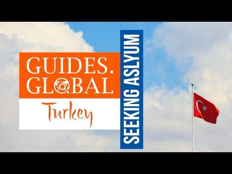 Coming to Turkey as an Asylum Seeker/Refugee