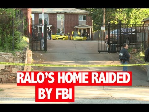 Ralo Apartment RAIDED BY FBI! Charge Against Him Drop Because Case Has Now Become Picked Up By Feds