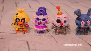 Überraschungsspielwaren Von Fnaf 4 Und Schwester Location Funko Mystery Minis - Superspielzeug Bam!