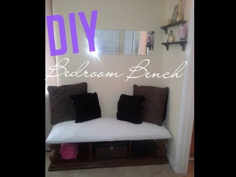 Diy Bedroom Bench