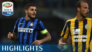Inter - Hellas Verona 1-0 - Highlights - Matchday 5 - Serie A TIM 2015/16