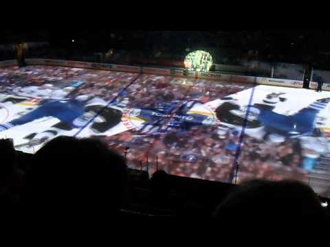 opening at the Air Canada Centre - Toronto Maple Leafs