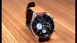 استعراض ساعة هواوي واتش جي تي Huawei Watch GT