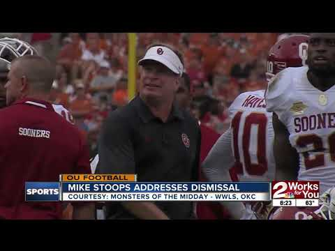 Mike Stoops speaks for first time since dismissal as Oklahoma Defensive Coordinator