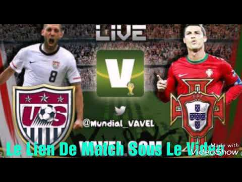 Watch Live Streaming Match Portugal Vs United States Usa [ Full Sucreen HD]