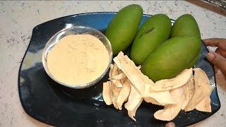 Amchoor and Amchoor Powder homemade recipe - zaika dilli 6