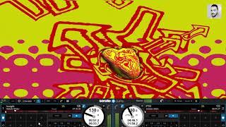 #37 UNDERGROUND TECHNO Mix (DARK - Oscuro) RAVE 130 BPM Viking psychedelic by  ISAAC SHAKE - 2019