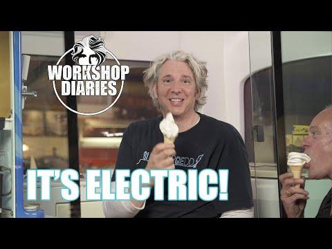 how to make electric ice cream - edd china's workshop diaries 24
