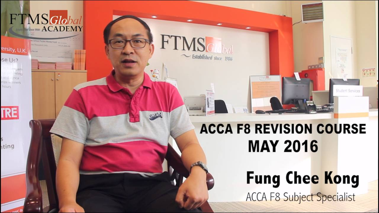 ACCA Promotions & Discounts | FTMSGlobal Academy, Singapore