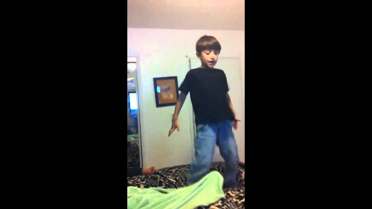 julian dances to bed intruder  youtube