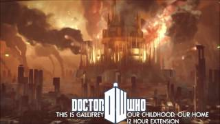 Repeat youtube video This Is Gallifrey: Our Childhood, Our Home (12 Hour Doctor Who Extension)