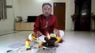 How to Perform Agnihotra by Guruji Lakshmi Srinivas