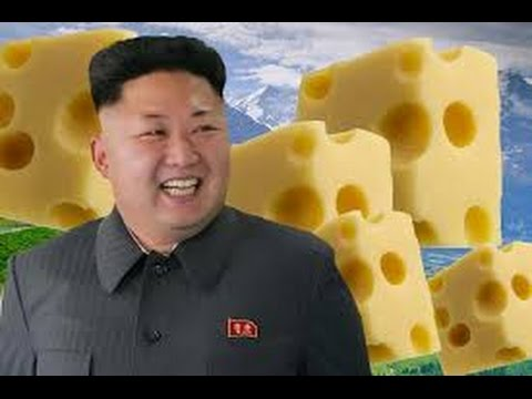KIM JONG UN - I Got A Mushroom Cloud For You