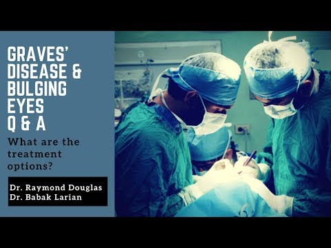 Thyroid Eye Disease Q & A with Dr. Douglas  and Dr. Larian - February 28, 2017