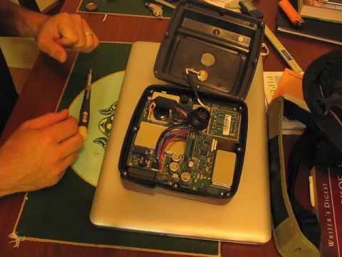 Garmin GPSMAP 498 Backlight Repair - YouTube