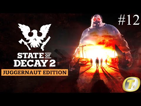 Ep12: Direction Trumbull Valley (State of Decay 2: Homecoming fr)