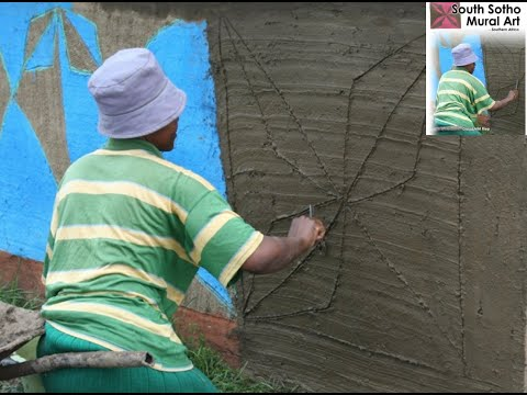 South Sotho Mural Art