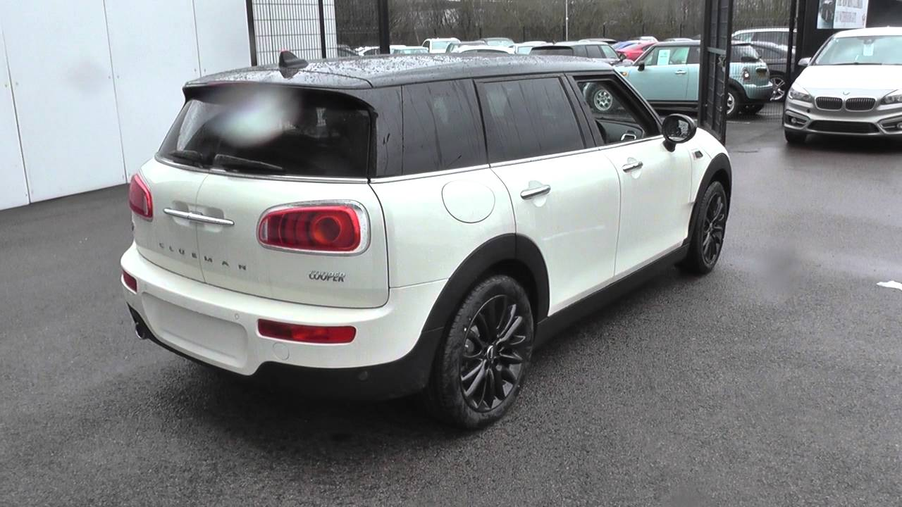 mini clubman 1 5 cooper 6dr chili pack u64165 youtube. Black Bedroom Furniture Sets. Home Design Ideas