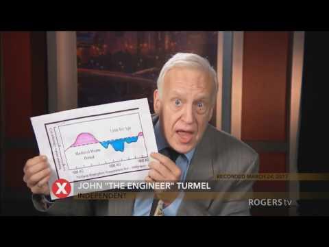 Ottawa-Vanier MP candidate, John 'The Engineer' Turmel running as an independent