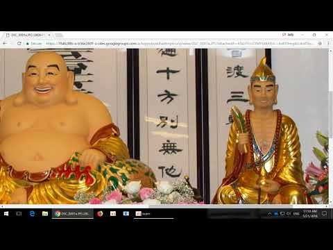 20180121-2 Role Models of Buddhas and Saints: Ji-Gong Living Buddha (Jill)