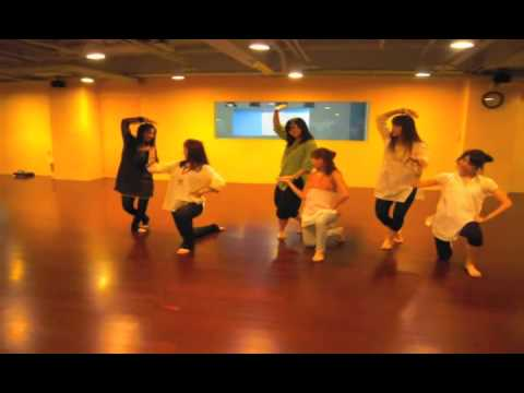 Eli Re Eli Kya Hai Yeh Paheli  Yaadein Master Murali Indian Dance 6h workshop 2011