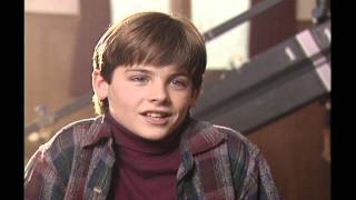 """Air Bud: Kevin Zegers """"Josh Framm"""" Exclusive Interview"""