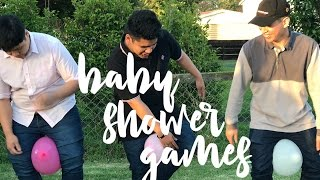 Lexi's Baby Shower | Games