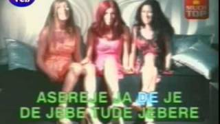 las ketchup - asereje(video) (clip original).mpeg
