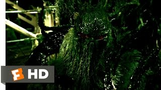 Man-Thing (2005) - Oily Death Scene (10/11) | Movieclips
