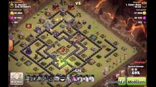 Clash of clans th10 attack 3 star by sc.69