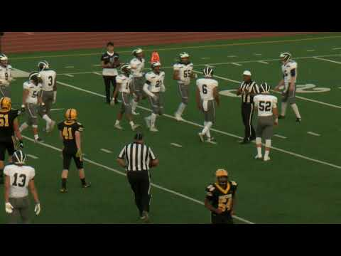 Carlmont Scots vs Mountain View Spartans - Football, September 9, 2017