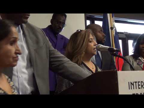 Caribbean Chamber of Commerce 1-15-2018 Press Conference. Houston, Tx. Part 7