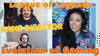 League of Legends' Game Director on The Evolution of Gaming + Online Community