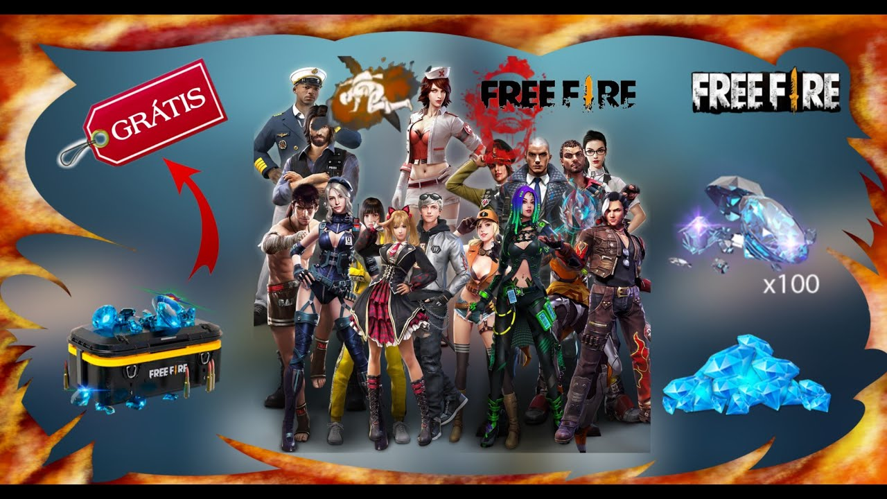 Come Avere Diamanti Gratis Su Free Fire Free Fire Ita 5 Youtube