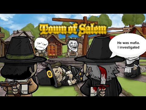 Town of salem episode 1   How to spectate for dummies