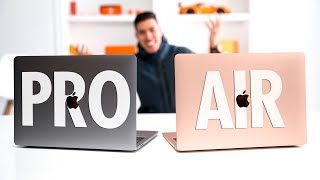 "13"" MacBook Pro VS 13"" MacBook Air in 2020 - WHICH TO BUY?"