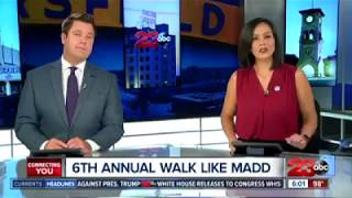 Local DUI crash survivor, MADD Kern County speaks out ahead of 'Walk like MADD'