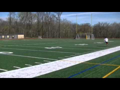 Colt Lyerla Highlights - Workout After Injury For NFL Comeback Day 7