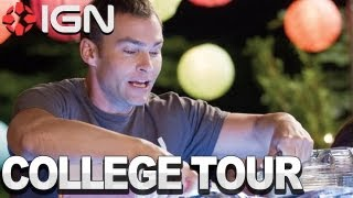 American Reunion - College Tour Video Diary: The Grand Finale