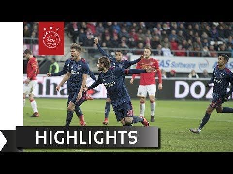 Highlights AZ - Ajax