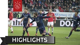 Highlights AZ - Ajax