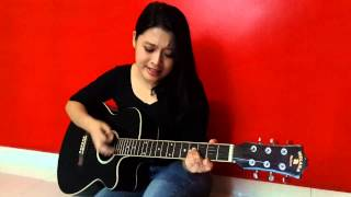 Repeat youtube video Relakan Jiwa - Hazama (cover by Zzati)