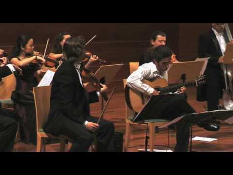 Vivaldi, Concerto in D minor - I mov. allegro