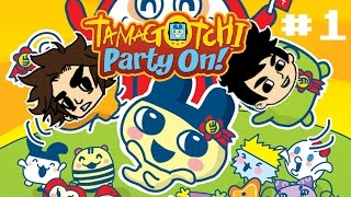 Tamagotchi Party On!: Worth The Dosh - Space Level