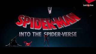 Spider-Man : Into The Spider-Verse | Movie Promo | BookMyShow