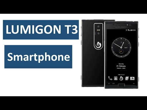 Lumigon T3   Best Smartphone of This Year!