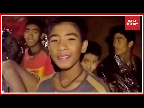 4 Trapped Children Rescued From Thailand Cave | Breaking News