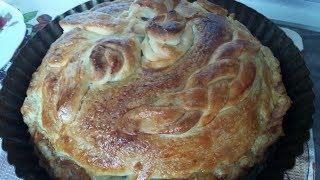 Курник, очень вкусный праздничный пирог