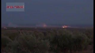 Испытания нового российского оружия в Сирии